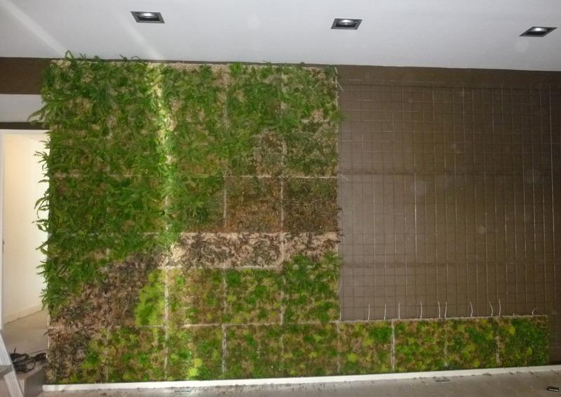 Inmobiliaria actual jardines de almeyda jardines verticales for Inmobiliaria jardines